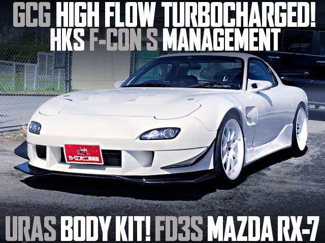URAS BODY KIT FD3S RX7