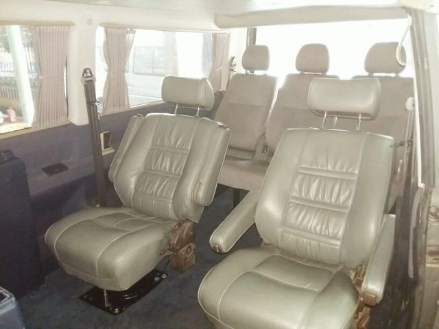 INTERIOR SEATS VW T4 CARAVELLE