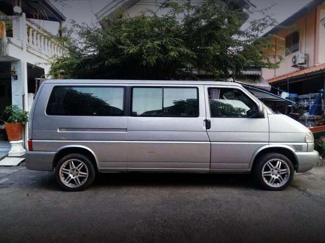 SIDE EXTERIOR VW T4 CARAVELLE