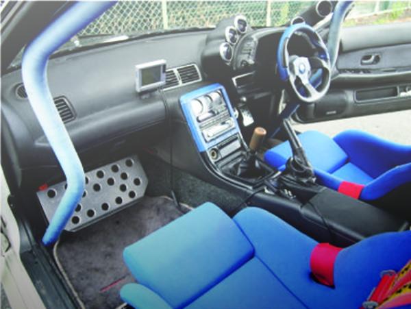 R32 GT-R INTERIOR DASHBOARD