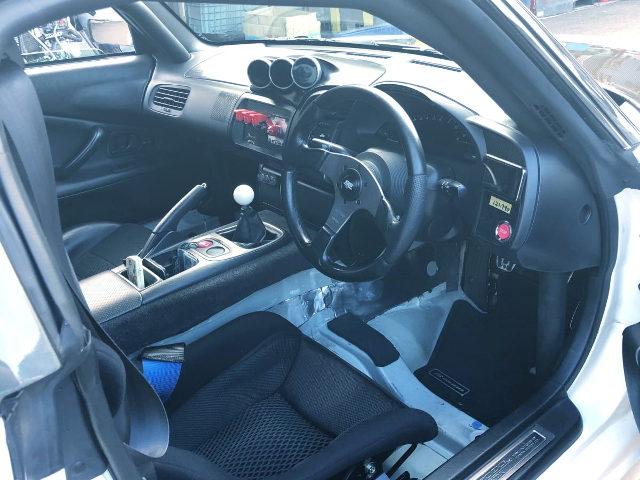 AP1 S2000 DASHBOARD