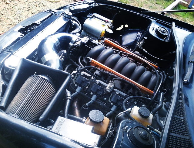 LS1 V8 ENGINE WITH LS6 INTAKE