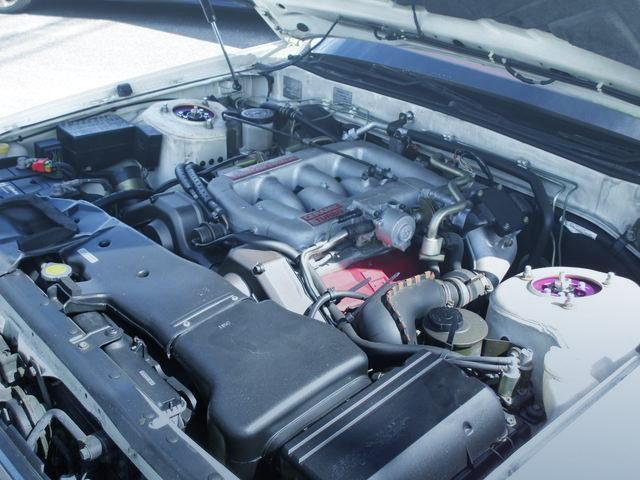 VG20DET 2000cc V6 TURBO ENGINE