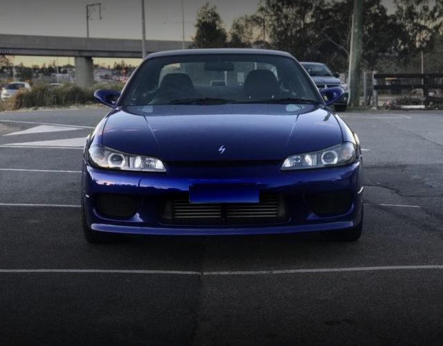 FRONT FACE S15 NISSAN 200SX