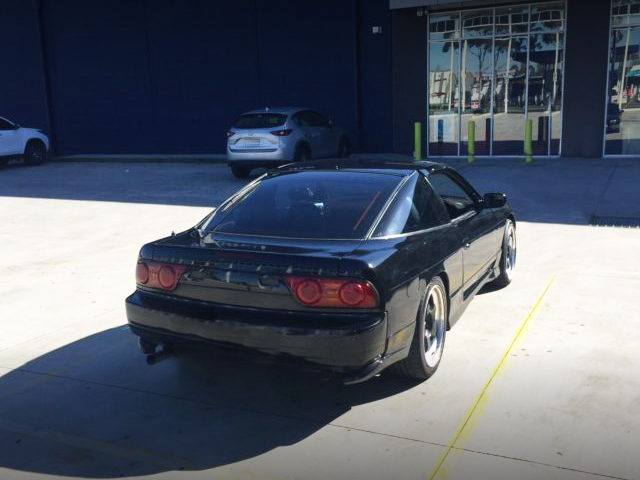 REAR TYPE-X TAIL LIGHT 180SX