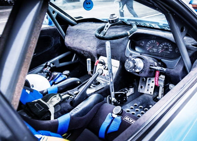 INTERIOR DRIFT 180SX