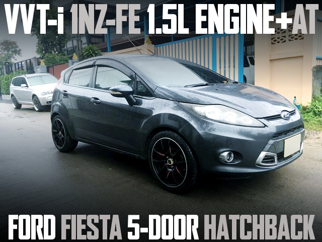 1NZ-FE FORD FIESTA 5-DOOR