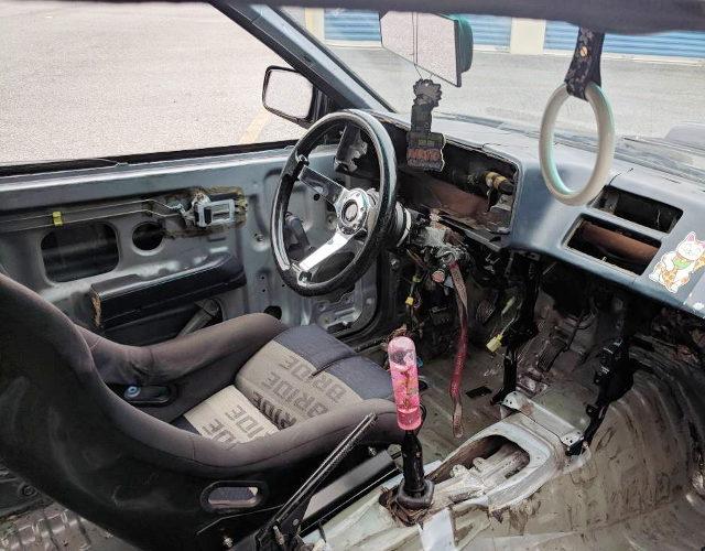 INTERIOR AE86 COROLLA GT-S