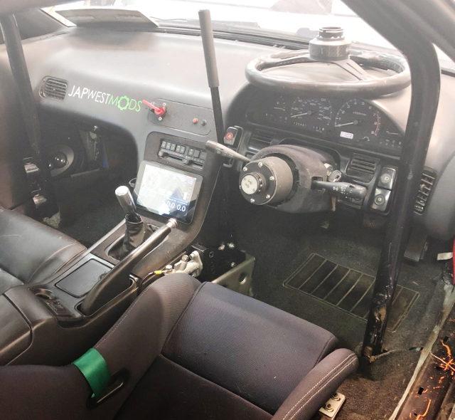 INTERIOR S13 200SX