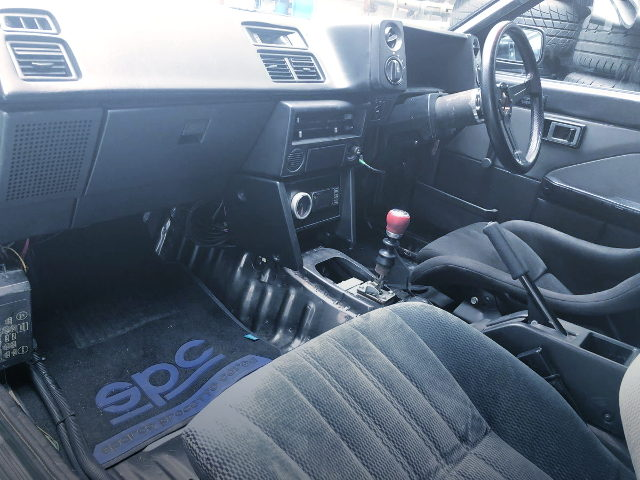 DASHBOARD AE86