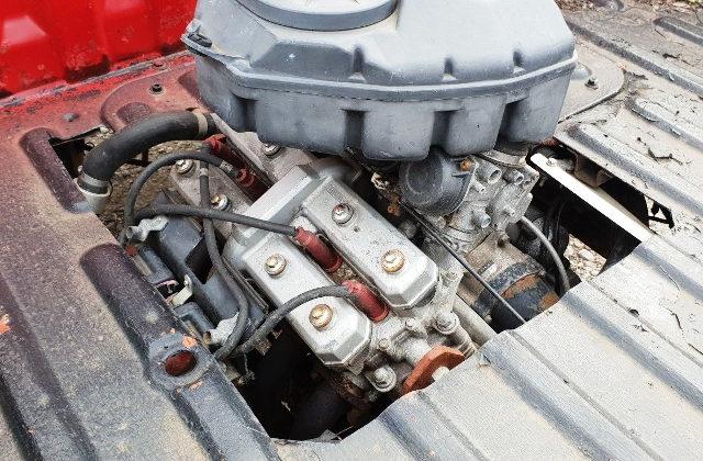 YAMAHA FZR1000 BIKE ENGINE