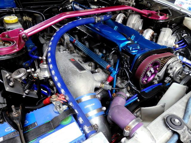 NISMO INTAKE SURGE FOR RB26