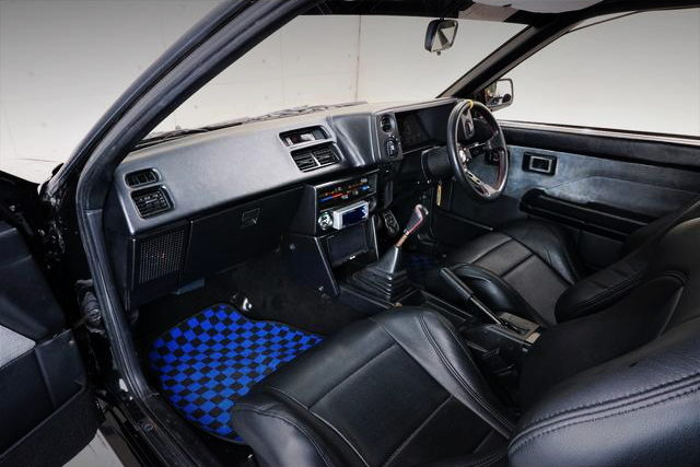 AE86 BLACK LIMITED INTERIOR