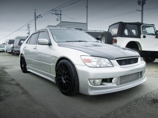 FRONT EXTERIOR ALTEZZA RS200 Z-ED