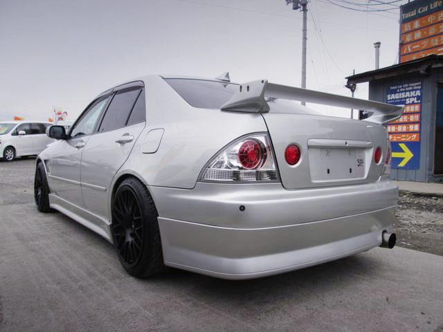 REAR EXTERIOR ALTEZZA RS200