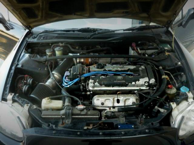 B18C 1800cc VTEC ENGINE