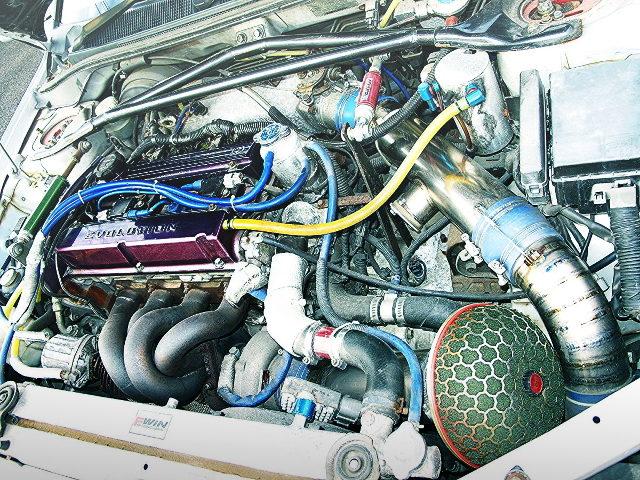 4G63T ENGINE