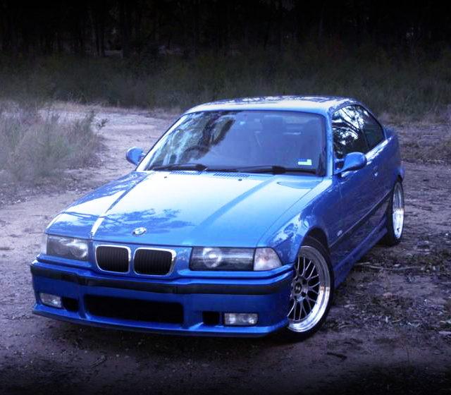FRONT FACE E36 BMW M3 COUPE