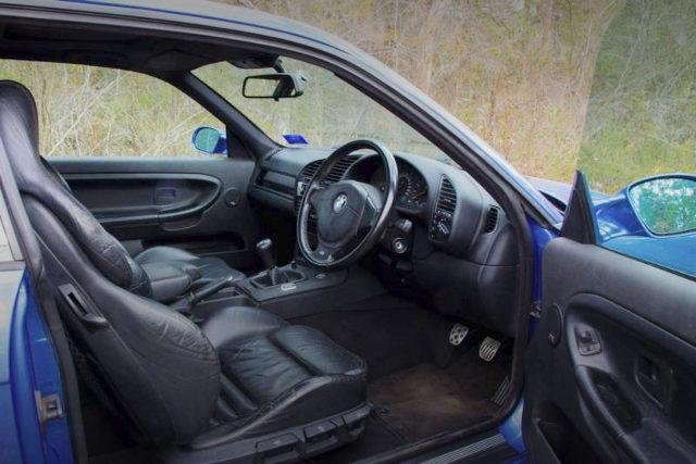 E36 BMW M3 INTERIOR
