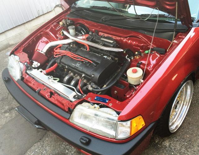 ZC 1600cc TWINCAM ENGINE