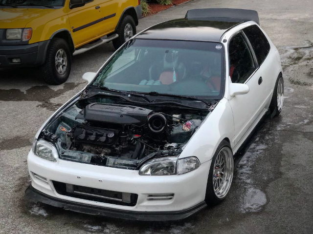 J35A V6 VTEC ENGINE