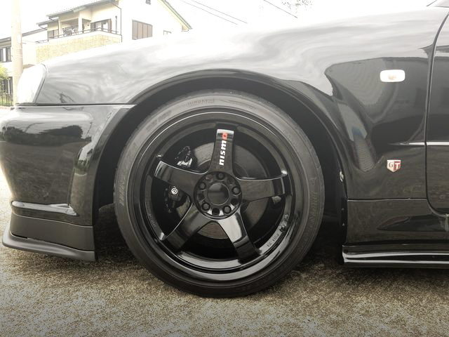 FRONT NISMO LMGT4 WHEEL