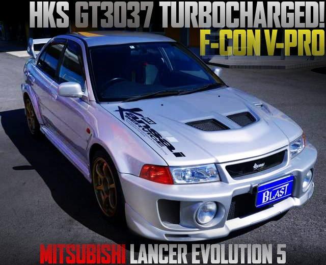 GT3037 TURBO CP9A EVO5
