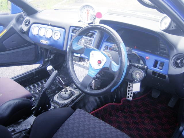 GZ20 SOARER INTERIOR