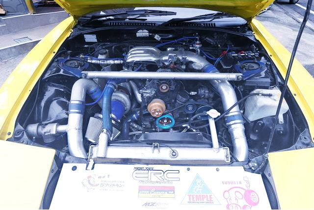 FD SURGE ON 13B-T ROTARY ENGINE