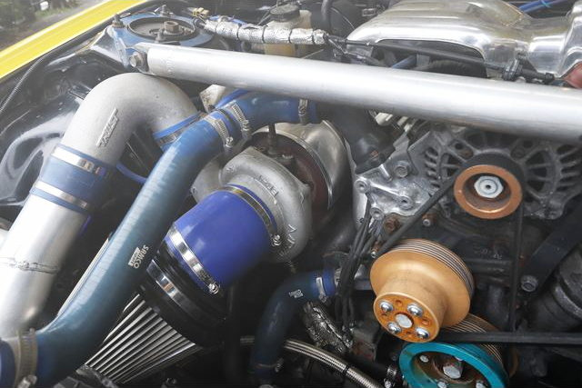 TO4R SINGLE TURBOCHARGED