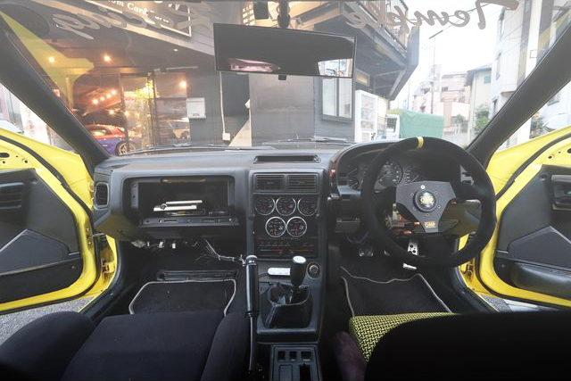 INTERIOR FC3S RX7