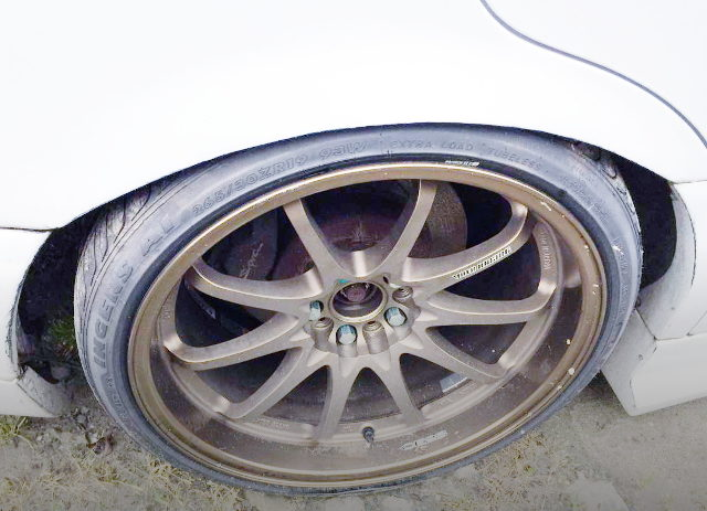 VOLK CE28 WHEEL