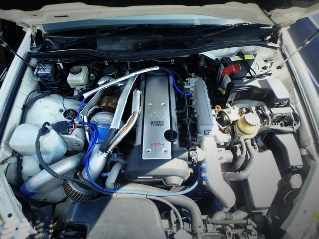 1JZ VVT-i TURBO ENGINE