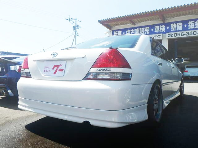 REAR TAIL LIGHT JZX110 MARK2
