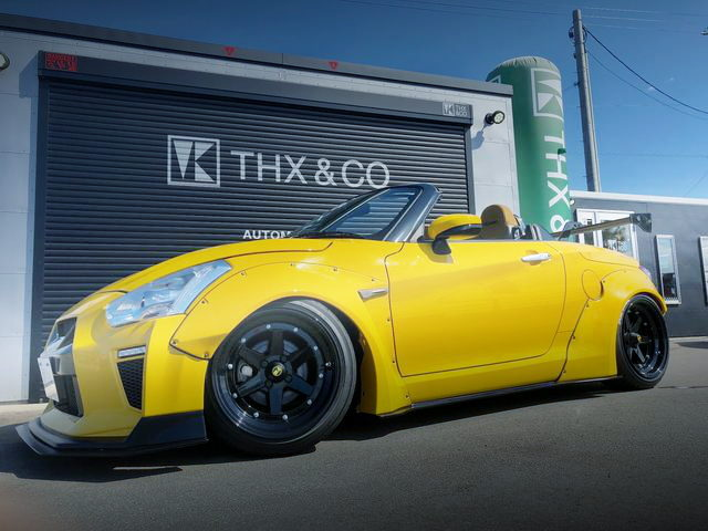 SIDE EXTERIOR LB-NATION GT-K COPEN