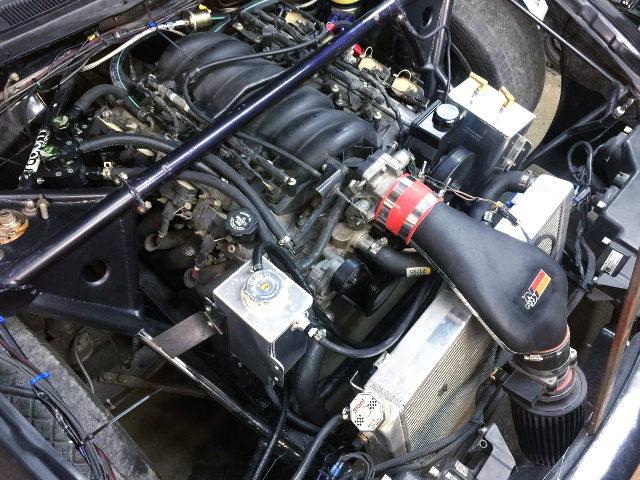 LS1 5700cc V8 ENGINE WITH LS6 INTAKE