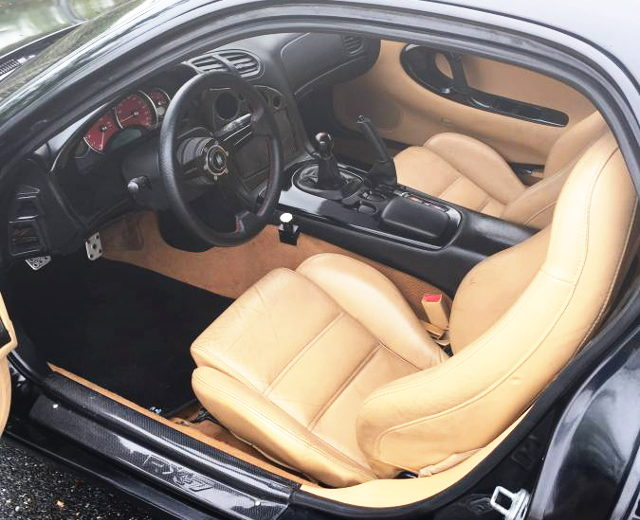 US-MODEL FD3S RX7 INTERIOR