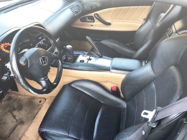 INTERIOR AP2 S2000 US MODEL