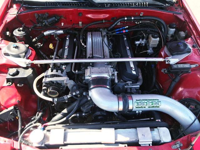 LT1 5700cc V8 ENGINE