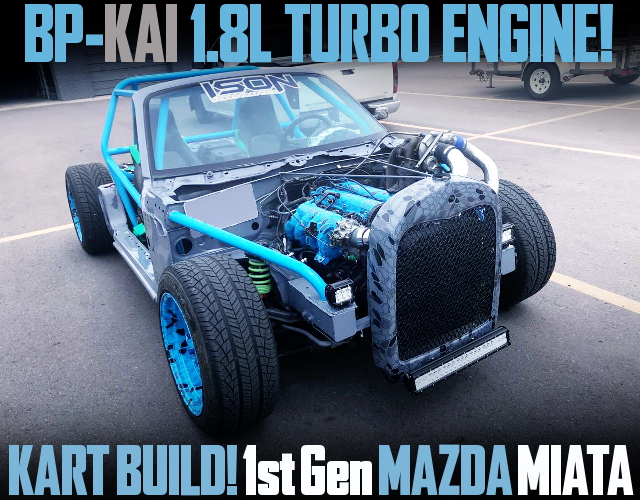 KART BUILD 1st Gen MAZDA MIATA
