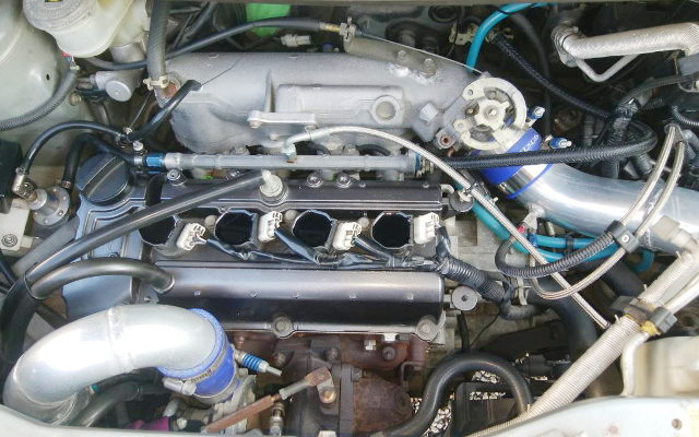JB-DET TURBO ENGINE