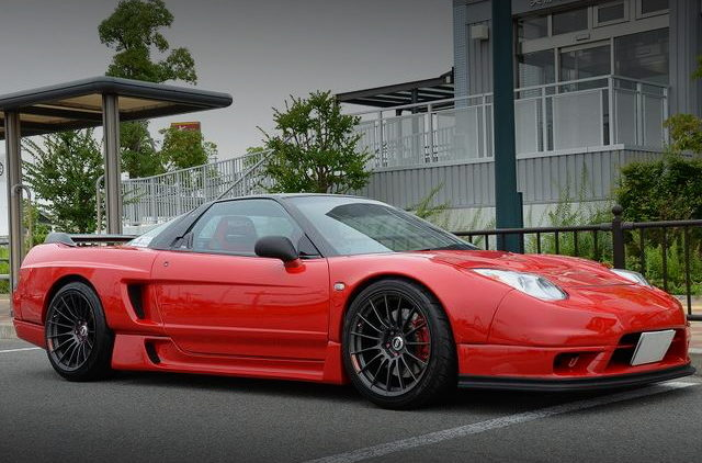 FRONT EXTERIOR 02 WIDEBODY NA1 NSX