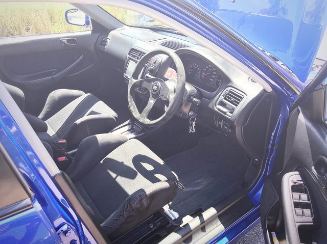 INTERIOR HONDA ORTHIA