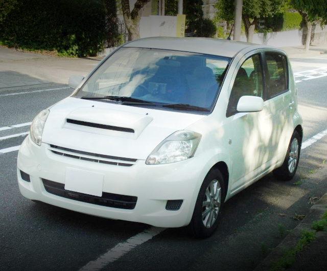FRONT EXTERIOR QNC10 PASSO WHITE