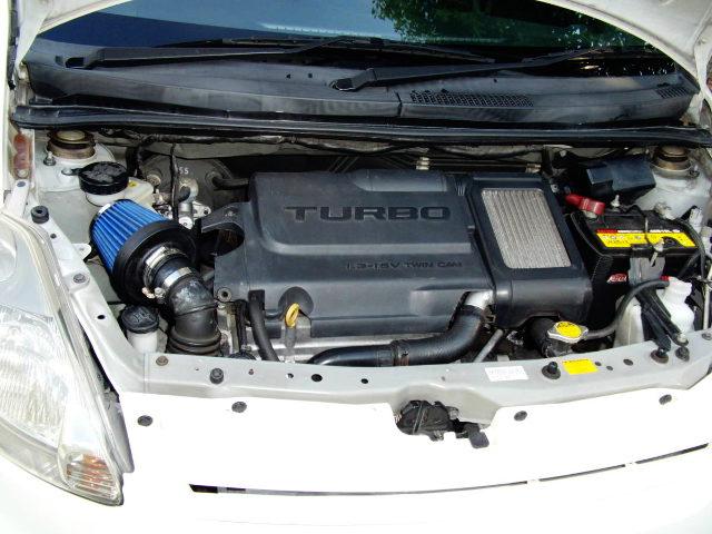 K3-VET 1300cc TURBO ENGINE
