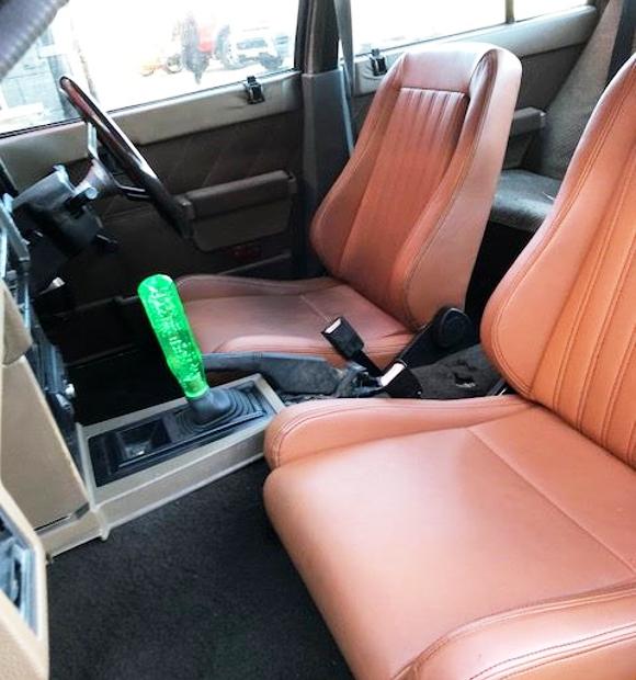 R31 SKYLINE INTERIOR SEATS