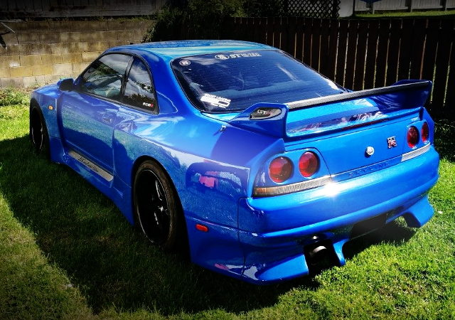 REAR TAIL LIGHT R33 SKYLINE GT-R LM