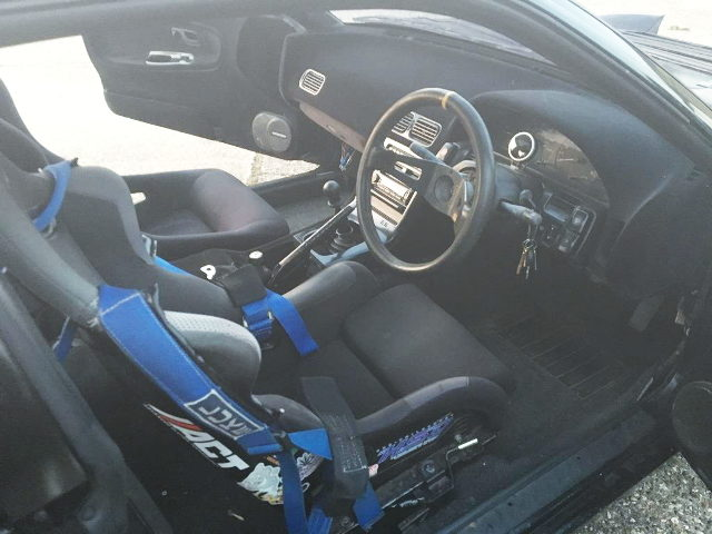 INTERIOR S13 200SX RIGHT HAND DRIVE