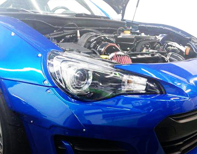 FRONT HAED LIGHT BRZ