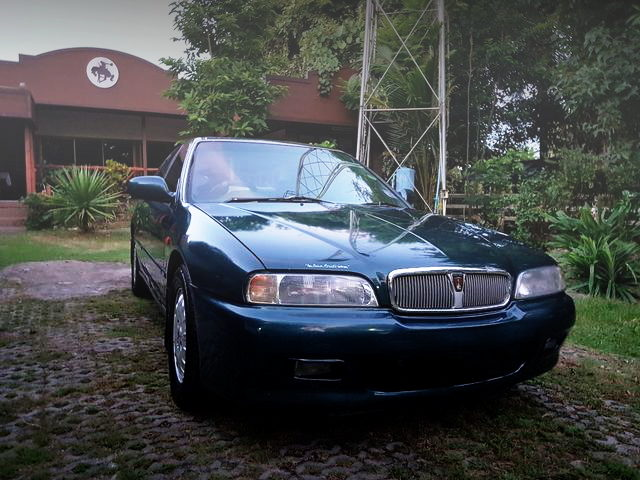 FRONT EXTERIOR ROVER 623